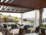 Restaurant Terrace Lindos Bay