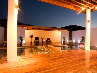 Sentido Lindos Bay and SPA HotelSpa Veranda Night