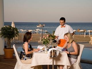 Sentido Lindos Bay and SPA HotelAlmyra Ala Carte Restaurant
