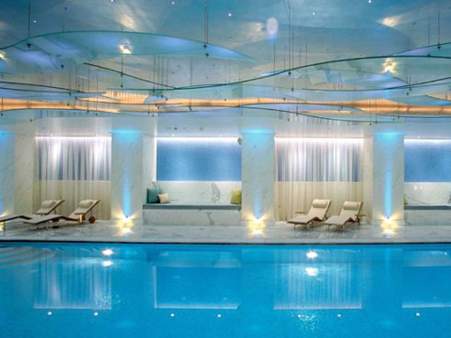 Grande Bretagne Hotel - Indoor Pool