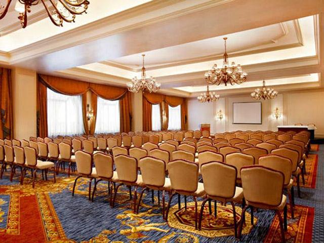 Grande Bretagne Hotel: Meeting Room