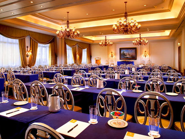 Grande Bretagne Hotel - Meeting Room