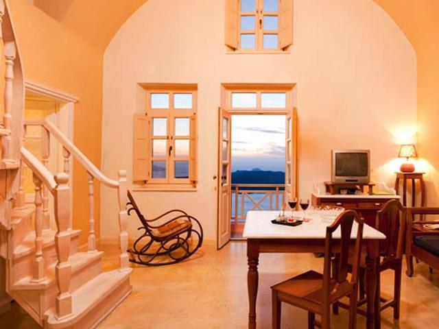 Nefeles Luxury Suites: