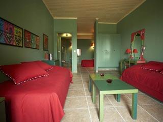 Domaine Helios Suites by Semeli: Green Suite