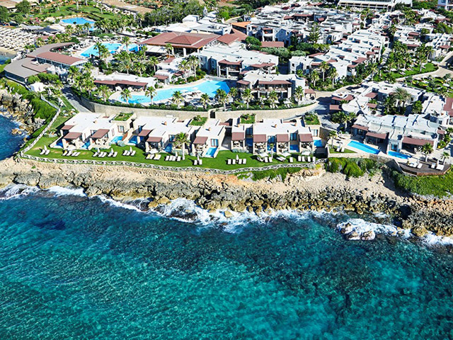 Ikaros Beach Luxury Resort & Spa - Special Offer 7=5 Free Night !! 12.10.18 - 10.11.18 !!!