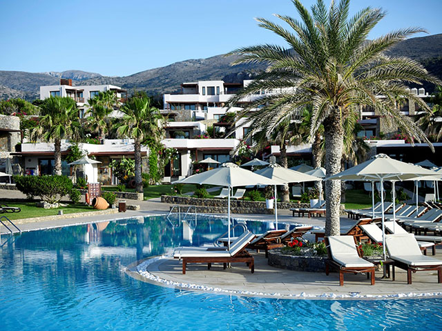 Ikaros Beach Luxury Resort Spa Hotels Resorts In Malia