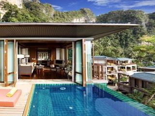 Centara Grand Beach Resort Villas Krabi Luxe Hotel In Ao Nang Thailand The Finest Hotels Of World