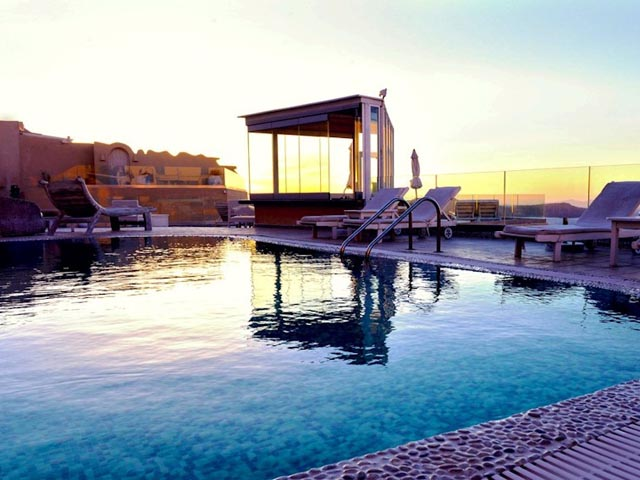 Suites of the Gods, Spa Hotel: