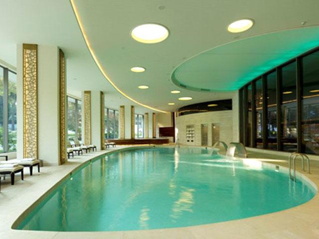 Swissotel Grand Efes: Indoor pool