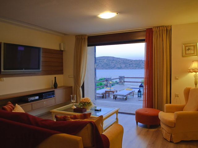 Elounda Seafront Villa -