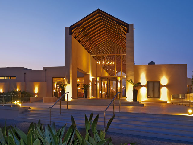 Cavo Spada Luxury Resort & SpaEntrance