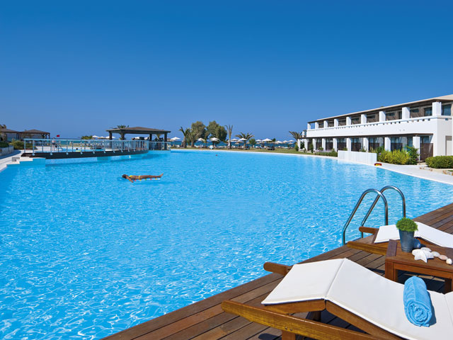 Cavo Spada Luxury Resort & SpaPool Area