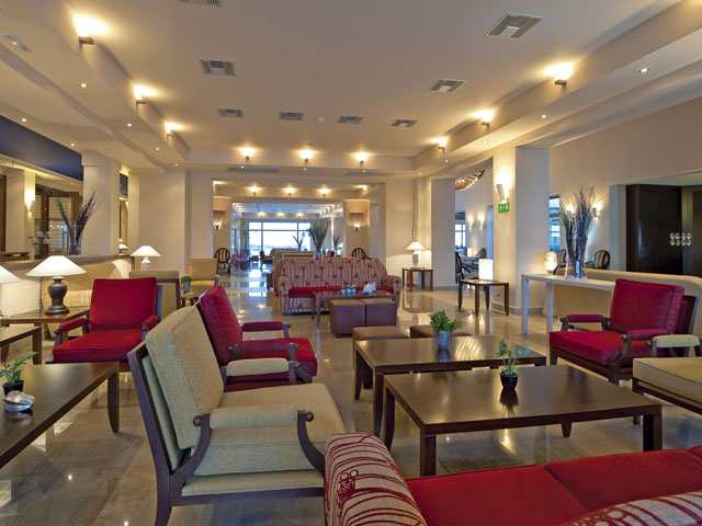Cavo Spada Luxury Resort & Spa - Lobby
