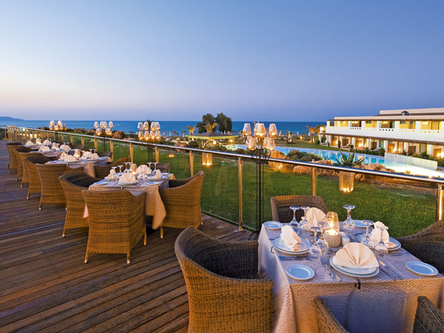 Cavo Spada Luxury Resort & Spa - Restaurant