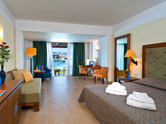 Cavo Spada Luxury Resort & Spa - Room