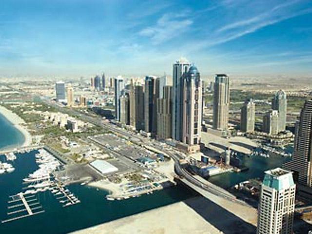 Dubai Marriott Harbour Hotel & SuitesExterior View