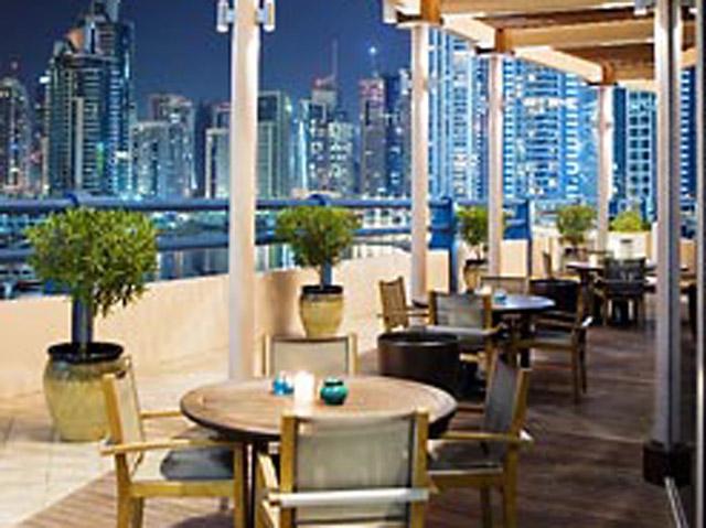 Dubai Marriott Harbour Hotel & SuitesAZUR Restaurant
