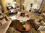 Three-Bedroom Suite Living Room