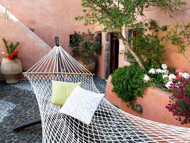 Villas and Mansions of Santorini Island: