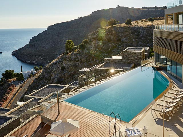 Lindos Blu Hotel Adults Only