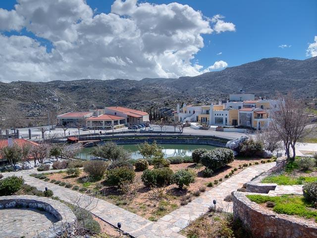Delina Mountain Resort: