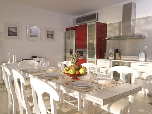 Elounda Villa Sapphire (Zafira): Villa Sapphire Dining Area