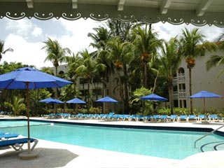 Almond Casuarina Beach Resort Barbados Swimming Pool