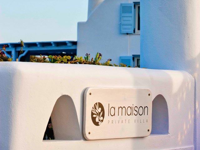 La Maison Luxurious Living: