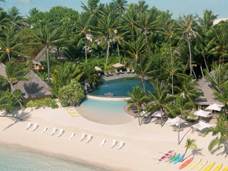 Intercontinental Bora Le Moana Resortexterior View
