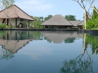 Air Bali VillaExterior View
