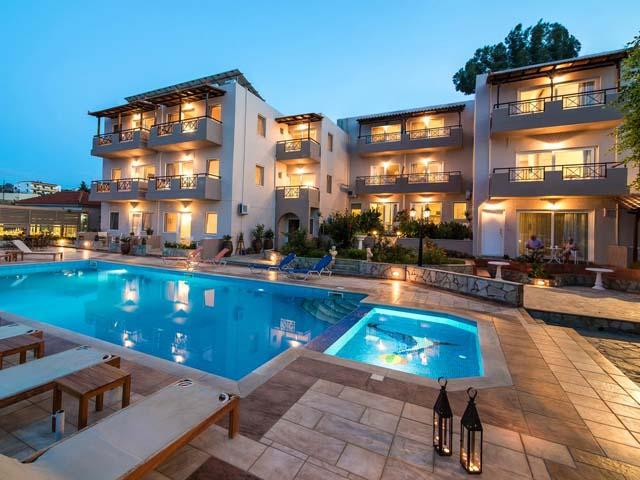 Irida Hotel and Apartments