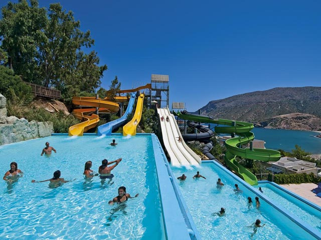 Fodele Beach Water Park Holiday resort: