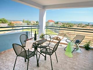 Aeolian Gaea HotelBalcony