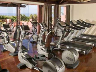 Abama Golf & Spa ResortGym