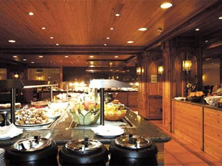 Sport Hotel Village: Buffet