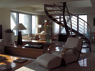 Arts Hotel, BarcelonaApartment located on the upper floors of the hotel