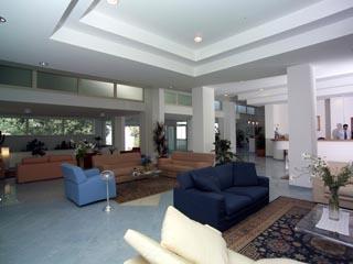 San Leonardo ResortLobby