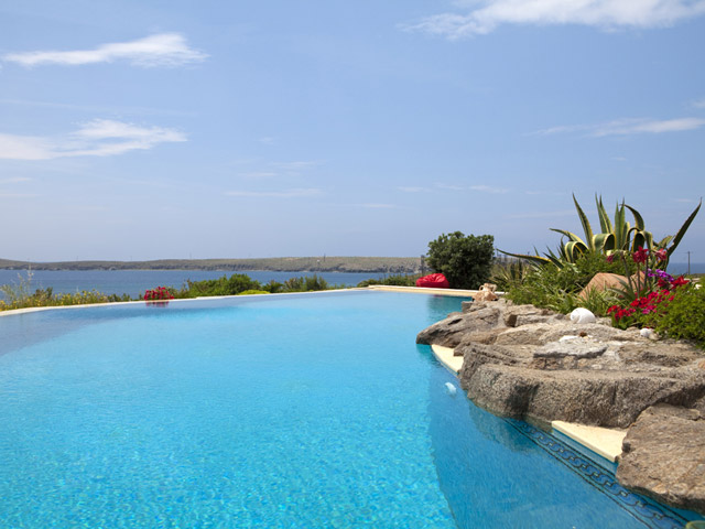 Faros Villa - Swimming Pool