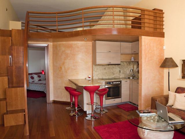 Faros Villa - Kitchen