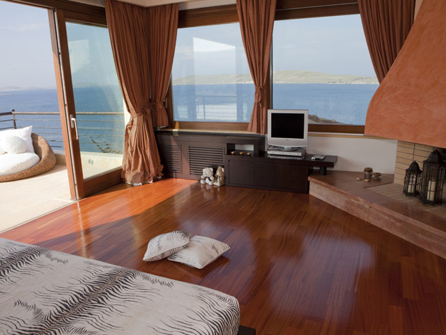 Faros Villa - Bedroom