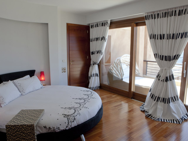 Faros VillaBedroom