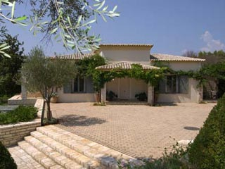 Corfu Villas ( Villa Sylva): Exterior View