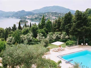 Corfu Villas ( Villa Sylva): Swimming Pool