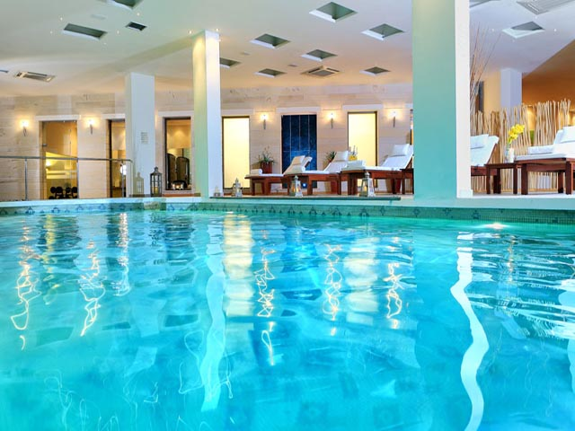 Apollonia Beach Resort and Spa: