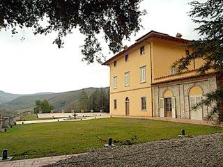 Hotel Villa Campomaggio