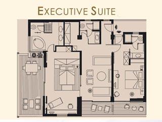 Kyllini Beach Resort: Executive Suite - Plan