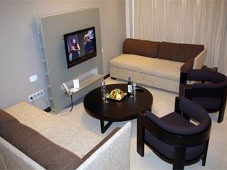 Kyllini Beach Resort: Junior Suite