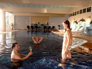 Kyllini Beach Resort: Spa