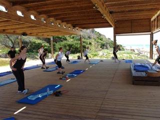 Kyllini Beach Resort: Gym