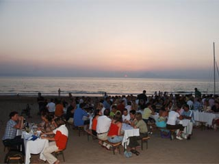 Kyllini Beach Resort: Events